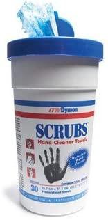 Scrubs Professional Pre-moistened Wipes | Újdonság