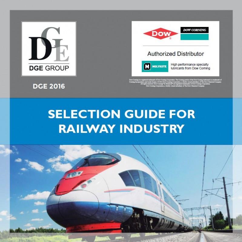 Új kiválasztási segítség vasúti alkalmazások kenőanyagaihoz