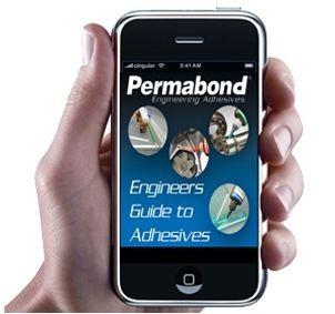 Permabond alkalmazások okostelefonok és tablet számítógépekhez