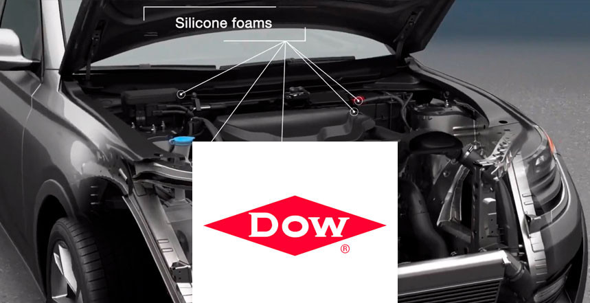 Silicone Materials For Transportation Electronics From Dow