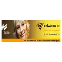 Produktronica 2013 - elektronikai szakkiállítás Münchenben!